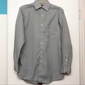 Alfani fitted shirt size small